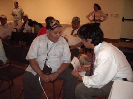 wholesale dealer d59f2 020fa Bracero Oral History Project collection day, San Jose, California, 2005 Día  de grabación dentro del Proyecto de Historia Oral de los Braceros, San  José, ...
