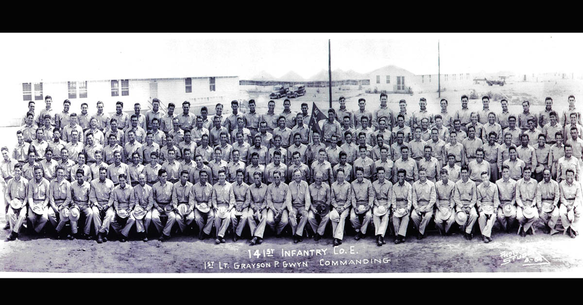 The U.S. Army s all Mexican-American Infantry Unit – Little-Known Heroes of  the Italian Campaign of WWII de79506e8b0