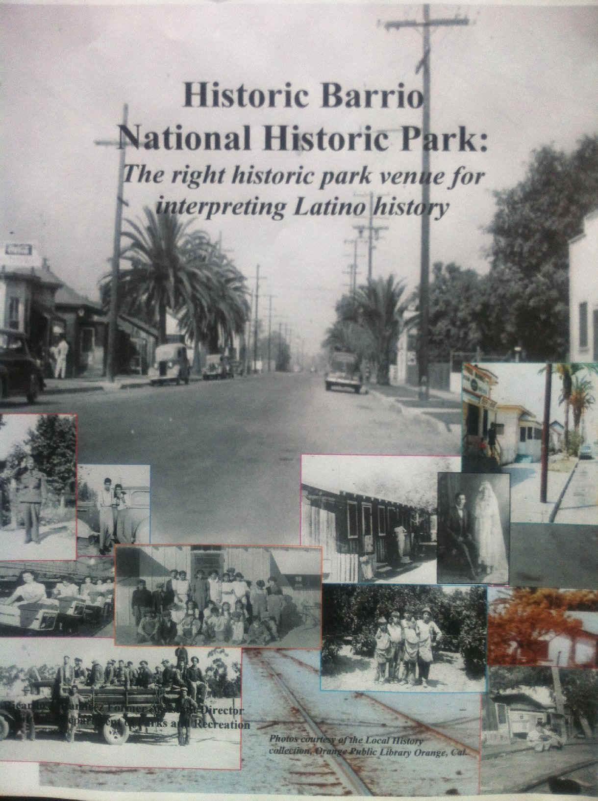 e1cf97bd8 Historic Barrio National Historic Park: