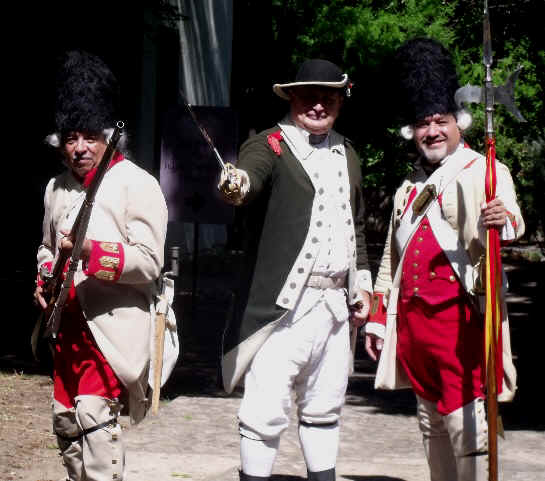 60e5bd7b85ea9 Left to Right  Henry Alvarado with a musket