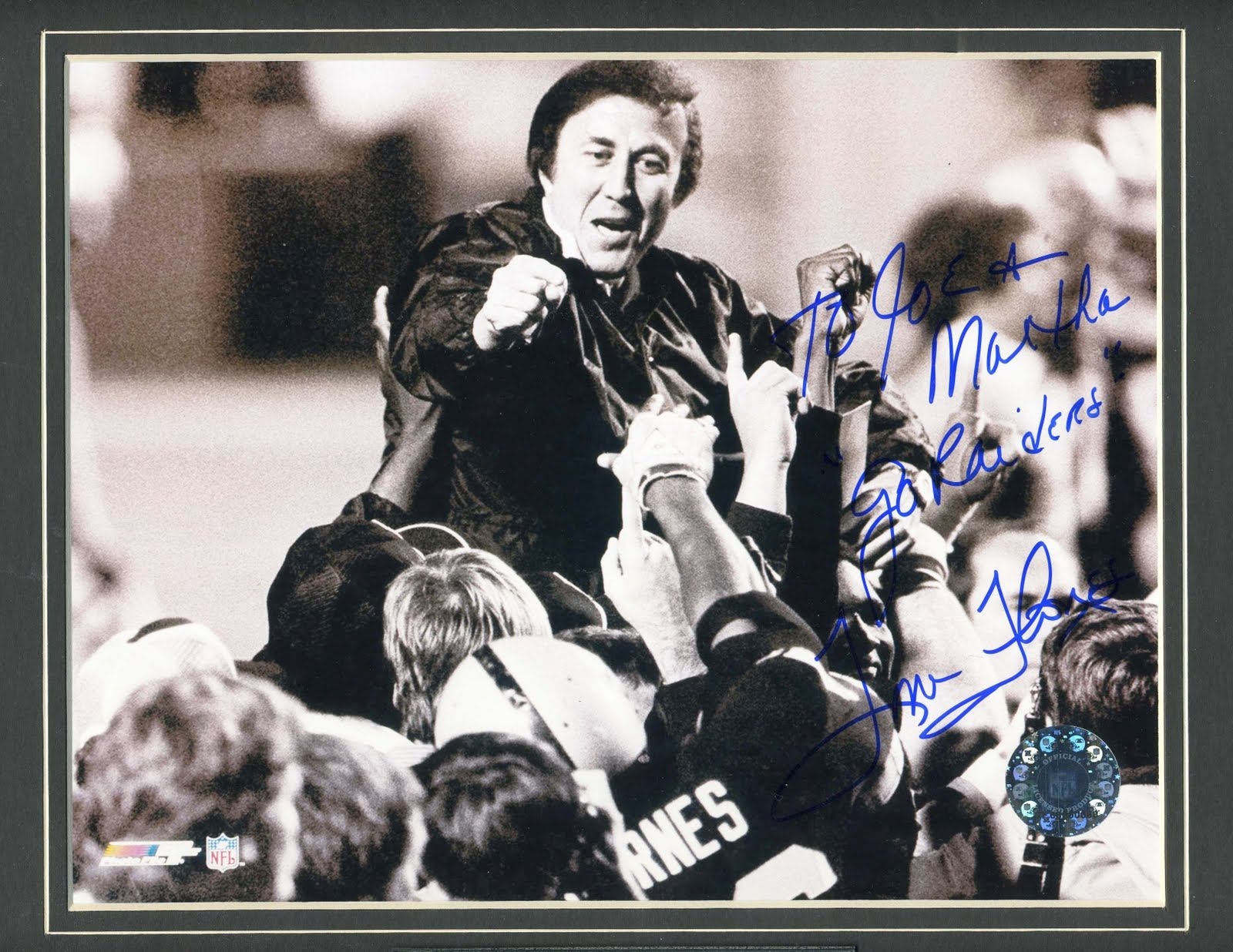 Coach Tom Flores Should be in the Professional Football Hall of Fame 74b28e2b73b